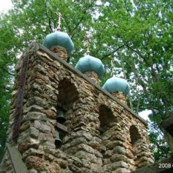 SKIT DU SAINT ESPRIT ( église orthodoxe ) en été